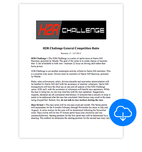 Download H2R Challenge Rules